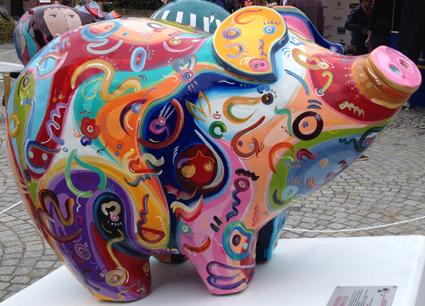 Pig Parade 2015